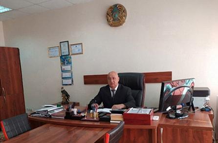 Генеральный директор Абдуллаев Таныверди Сабирович