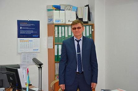 Менеджер по работе с персоналом Гумаров Алибек Максутович