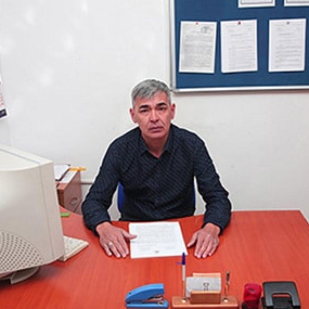 Региональный менеджер Хисимов Кайрат Умирзакович