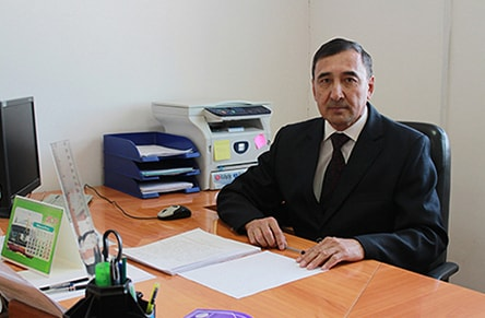 Региональный менеджер Абдулин Тюлеген Абатович