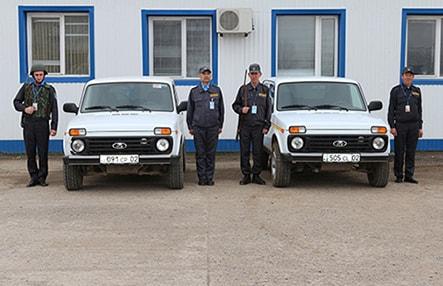Группы вооруженной охраны по сопровождению опасных грузов
