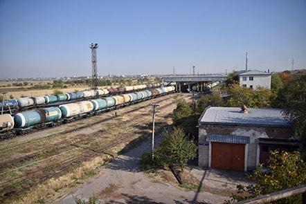 Вид объекта Казыгурт ЮГ